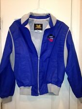 Skoal Racing Indy Gurney Curb Rare never worn Lined Jacket Large