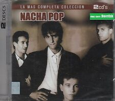 Nacha Pop La Mas Completa Coleccion 2CD New Nuevo sealed