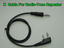 Radio-tone Repeater Cable for Kenwood Puxing KG-UVD1P