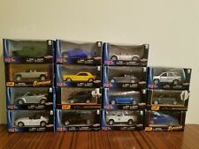 Lot of 15 Maisto Motorized Cars Scale 1:33