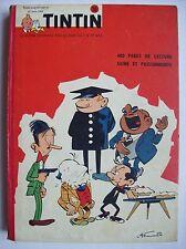 album Tintin belge 56 1961 62 recueil TBE Graton Macherot Greg Funcken Tibet etc