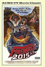 Firebird 2015 AD Darren McGavin Doug McClure New DVD-R All Regions