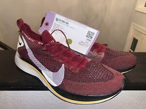 Nike Vaporfly 4% Flyknit - Gyakusou- US 11.5 - NEW No Box Sample