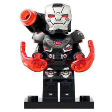 War Machine - Marvel Universe Lego Moc Minifigure Gift For Kids (Detailed)