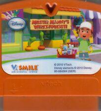 - Meister Manny's Werkzeugkasten (orange) - Spiel für Vtech / V.Smile