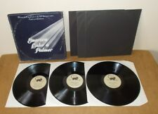 EMERSON LAKE & PALMER : WELCOME BACK MY... - 3 LP FRANCE 1974 MANTICORE gatefold