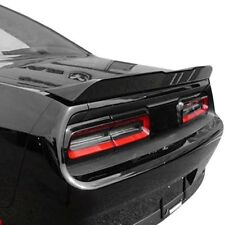 For Dodge Challenger 15-19 T5i Factory Style Flush Mount Rear Spoiler Unpainted
