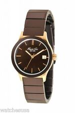 Kenneth Cole New York Men's Classic Round Triple Brown Watch KC4839