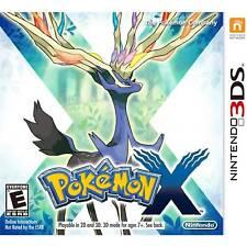 Legit Unlocked Pokemon X - All 721, All Mega Stones, Max Items!
