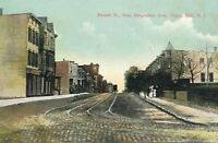 UNION HILL NJ – Fourth Street from Bergenline Avenue - 1909