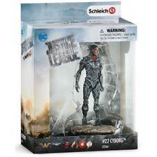 Figurine Cyborg 22 Justice League Jeu Super-Héros DC Comics Jouet Schleich 22566