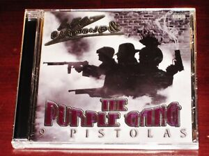 Legz Diamond & The Purple Gang: 9 Pistolas CD 2004 Insane Clown Posse PSY49032