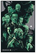 Breaking Bad - White Final Season 2013 Hot TV Show Art Silk Poster 24x36inch