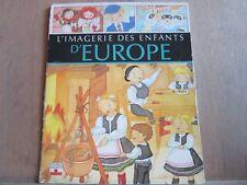 L'imagerie des enfants d'Europe/ Fleurus Enfants, 1995
