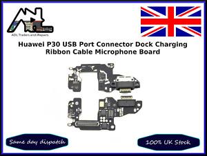 Huawei P30 Charging Port Dock Mic Type C USB Replacement Board