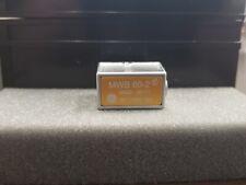 Krautkramer MWB 60-2 transducer GE P/N: 0056922