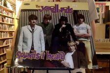 "The Yardbirds Sounds I Heard LP sealed vinyl + 7"" single"