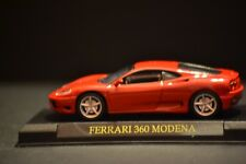 Ferrari 360 Modena 1999 diecast vehicle in scale 1/43