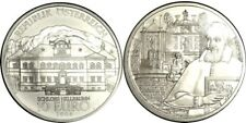 New listing elf Austria 10 Euro 2004 Schloss Hellbrunn Silver Castle Archbishop of Salzburg