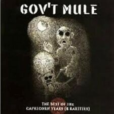 GOV'T MULE - BEST OF THE CAPRICORN YEARS  2 CD  BLUES ROCK/HARD ROCK  NEU