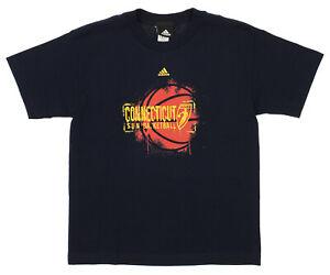 Adidas WNBA Youth Connecticut Sun Street Camp Tee