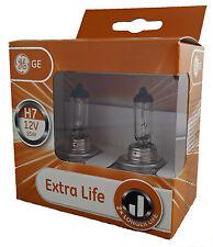 H7 GE Extra Life 2x Longer Life längere Lebensdauer Extralife 2 Lampen 58520DPU