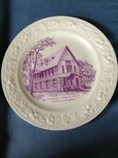 Vintage Homer Laughlin Mount Washington Methodist Church Collector Plate