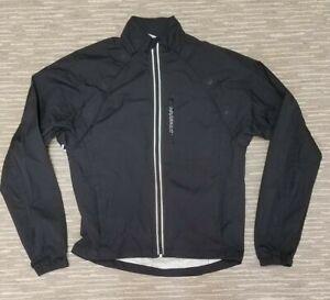 Cannondale Morphis Cycling Jacket Vest Windbreaker Black - Women's Size M