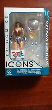 DC Icons Wonder Woman Justice League The Amazo Virus Figure