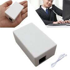Mini caja de registro de llamada de teléfono blanco nuevo mi dispositivo Digital Grabadora de voz