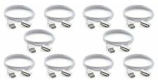10x 6FT USB Sync Data Charging Charger Cable Cord for iPhone 4 4S iPod Touch 4th