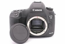 Canon EOS 5D Mark III 22.3MP Digital SLR Camera - (Body Only) Shutter Count: 123