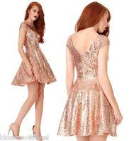 Goddiva Short Sleeve Peplum Sequin Maxi Evening Dress Formal Ballgown Prom Party