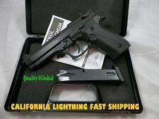 METAL 1:1 SCALE BLACK REPLICA BERETTA 92 MOVIE PROP Pistol Gun Training AID EKOL