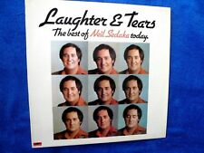 """Neil Sedaka 'Laughter and Tears' 12"""" LP. Offered from private record collection."""