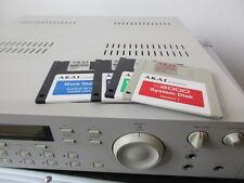 Akai - S2000 - Midi Sampler  - Vintage