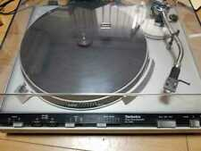 Technics SL-3300 Direct-Drive Turntable Sumiko w / Dust Cover and New Cartridge