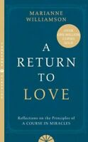 NEW A Return to Love By Marianne Williamson Paperback Free Shipping