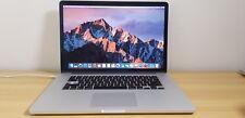 """Apple Macbook Pro Retina Laptop 15.4"""" 2.8 GHz i7 - 3.8Ghz i7 16GB RAM"""