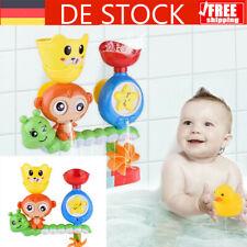 Kinder Wasserspielzeug Badespielzeug Baby Badewannenspielzeug Badezimmer DE