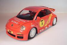 Bburago 1/18 VW Volkswagen New Beetle Rally 1999  #2598