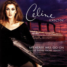 Celine Dion* ‎– My Heart Will Go On (Love Theme From 'Titanic')