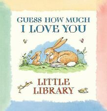 Guess How Much I Love You: Little Library (Boxed Set)-ExLibrary
