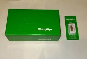 WELCH ALLYN 3.5V MACROVIEW OTOSCOPE 23810 (BRAND NEW) PLUS A LAMP 06500