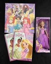 Disney Princess Sparkling Rapunzel Doll Coloring Books 2020 16 Mo Calendar NEW