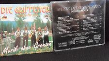 Die Griffener/Musik ohne Grenzen + Peter Cornelius Coverversion MCP 12 Tr./CD