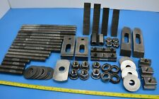 M16 Engineering / T Slot Milling Clamps and accessories.