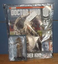 BBC Eaglemoss Doctor Who Figurine Collection Part 66 The Fisher King Sealed