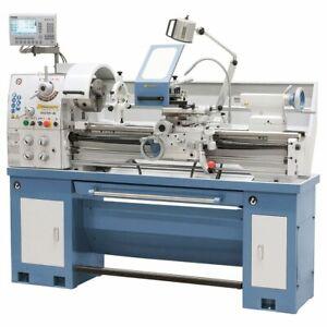 BERNARDO Mechanikerdrehmaschine Master 180 inkl. 3-Achs-Digitalanz. Drehmaschine