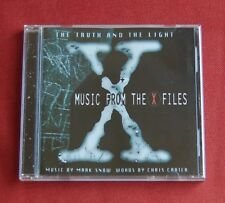 The X-Files The Truth and The Light - OST Soundtrack CD - Mark Snow Chris Carter